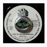 THE VEL-VETS 45 RE- I GOT TO FIND ME SOMEBODY- MONSTER '67 NORTHERN SOUL LISTEN